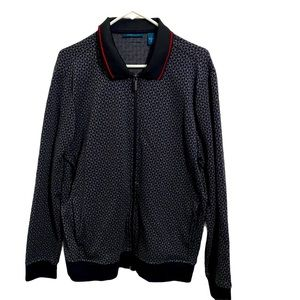 PERRY ELLIS Mens Zip Up Jacket